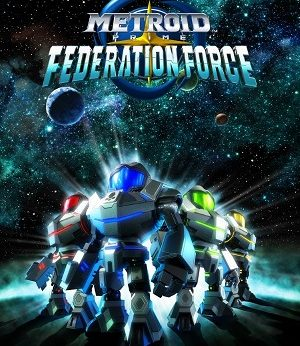 Metroid Prime Federation Force facts