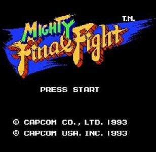 Mighty Final Fight facts