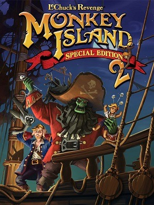Monkey Island 2 LeChuck's Revenge facts