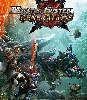 Monster Hunter Generations Facts