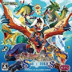 Monster Hunter Stories facts