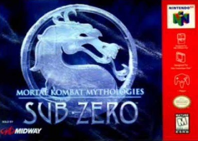 Mortal Kombat Mythologies Sub-Zero facts