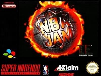 NBA Jam Tournament Edition facts