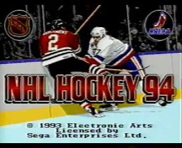 NHL '94 facts