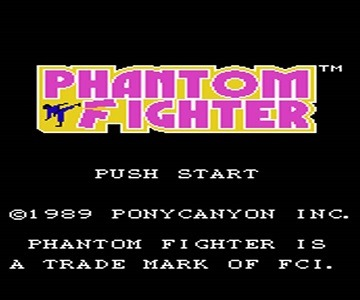 Phantom Fighter facts