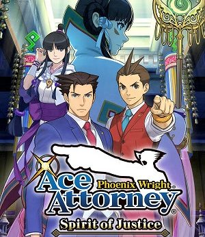 Phoenix Wright Ace Attorney Spirit of Justice facts