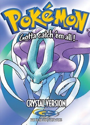 Pokemon Crystal facts