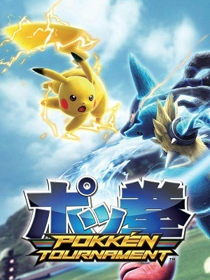 Pokken Tournament facts