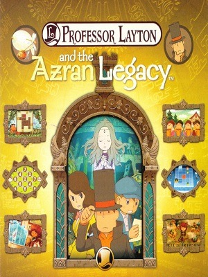 Professor Layton and the Azran Legacy facts
