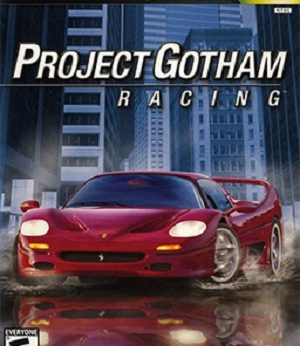 Project Gotham Racing facts