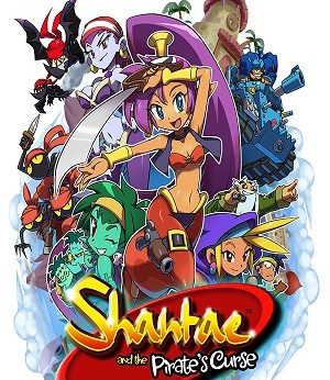 Shantae and the Pirate's Curse facts