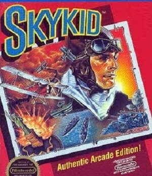 Sky Kid facts