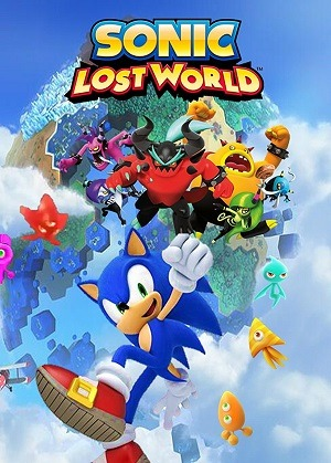 Sonic Lost World facts
