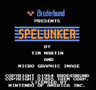 Spelunker facts