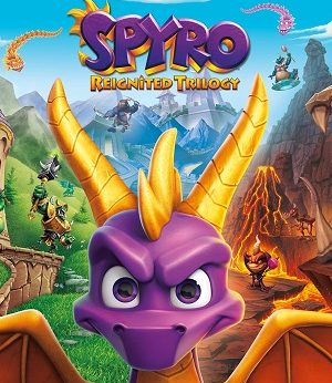 Spyro Reignited Trilogy facts