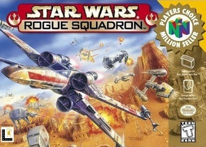 Star Wars Rogue Squadron facts