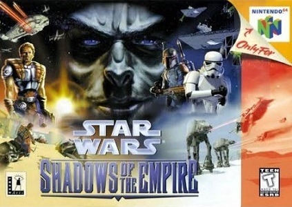 Star Wars Shadows of the Empire facts