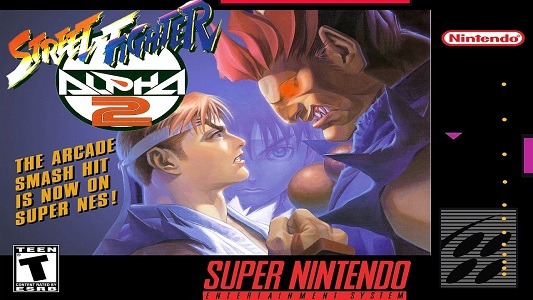 Street Fighter Alpha 2 facts
