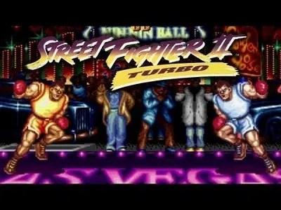 Street Fighter II Turbo Hyper Fighting facts