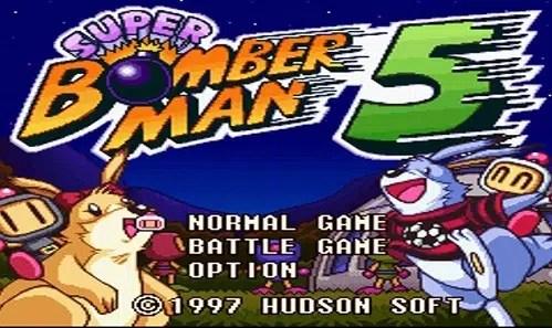 Super Bomberman 5 facts