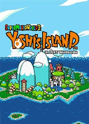 Super Mario World 2 Yoshi's Island facts