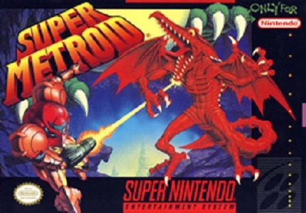 Super Metroid facts