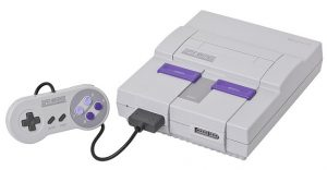 Super Nintendo Entertainment System console facts stats games