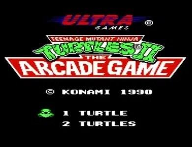 Teenage Mutant Ninja Turtles II The Arcade Game facts