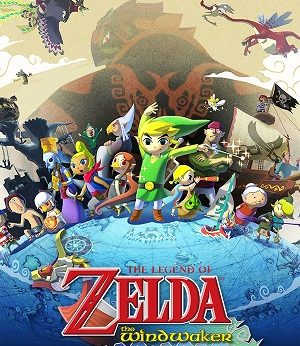 The Legend of Zelda The Wind Waker HD facts video game