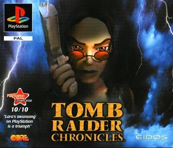Tomb Raider Chronicles facts