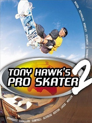 Tony Hawk's Pro Skater 2 facts