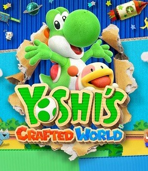 Yoshi's Crafted World facts