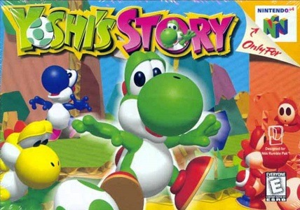 Yoshi's Story facts