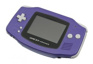 game boy advance console facts