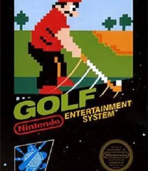 golf nintendo entertainment system