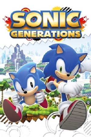 sonic generations facts