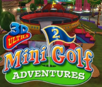 3D Ultra Minigolf Adventures 2 facts
