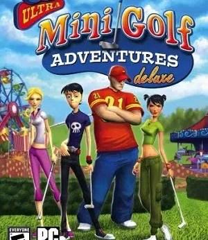 3D Ultra Minigolf Adventures facts