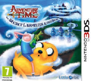 Adventure Time The Secret of the Nameless Kingdom facts