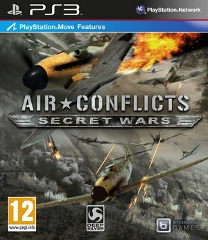 Air Conflicts Secret Wars facts