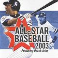 All-Star Baseball 2003 facts