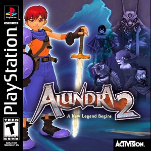 Alundra 2 facts