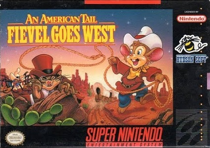 An American Tail Fievel Goes West facts