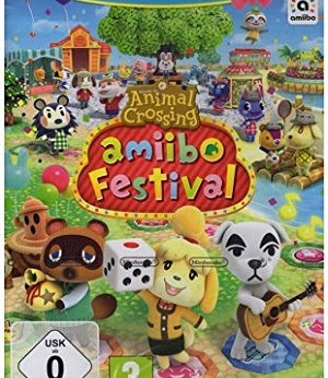 Animal Crossing Amiibo Festival facts