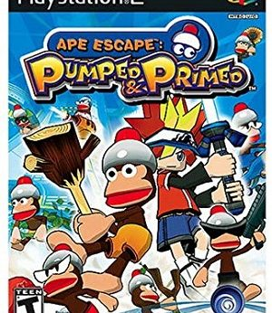Ape Escape Pumped & Primed facs