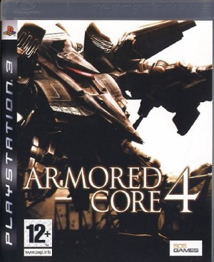 Armored Core 4 facts