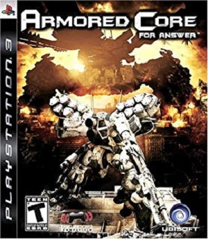Armored Core For Answer facts