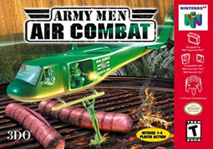 Army Men Air Combat facts