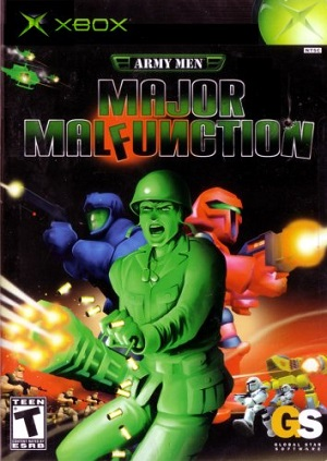 Army Men Major Malfunction facts
