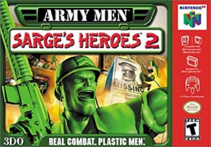 Army Men Sarge's Heroes 2 facts